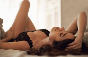 セックス後の女性